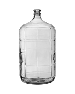 6 Gallon Italian Glass Carboy