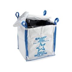 Galaxy Waste Container, 3,000 lb. Capacity