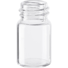 5/8 dram Clear Borosilicate Glass Vials, 13mm 13-425