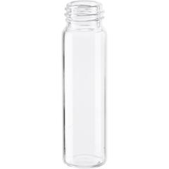 2 dram Clear Borosilicate Glass Vials, 15mm 15-425 (60mm)