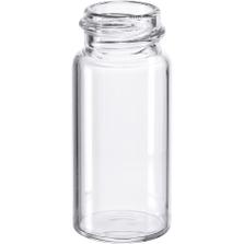 2-1/3 dram Clear Borosilicate Glass Vials, 18mm 18-400