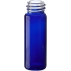 1 dram Cobalt Blue Borosilicate Glass Vials, 13mm 13-425