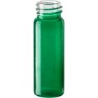 1 dram Green Borosilicate Glass Vials, 13mm 13-425