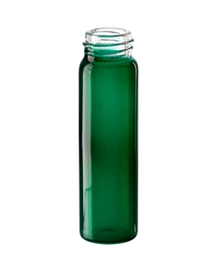 2 dram Green Borosilicate Glass Vials, 15mm 15-425 (60mm)