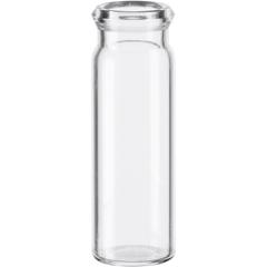 1 dram Clear Borosilicate Glass Display Vials