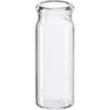 2 dram Clear Borosilicate Glass Display Vials
