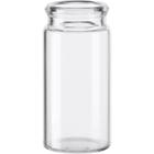 4 dram Clear Borosilicate Glass Display Vials