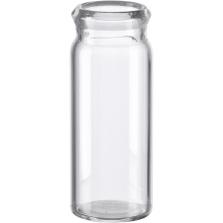 10 dram Clear Borosilicate Glass Display Vials