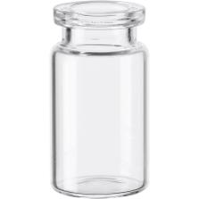 5 ml Clear A/S Blowback Type 1 Glass Serum Vials, 20mm