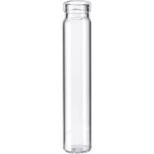 1 dram Clear Borosilicate Glass Cork Stopper Lip Vials (PC0)