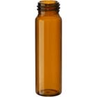 40 ml Amber Borosilicate Glass EPA Vials, 24mm 24-414
