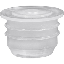 18mm Natural LDPE Plastic Orifice Reducer Fitment