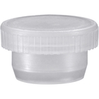 PS 5 Plastic Stopper for Glass Display Vials