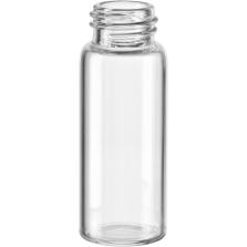 2 dram Clear Borosilicate Glass Vials, 15mm 15-425 (50mm)
