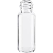 1/2 dram (1.9ml) Clear Borosilicate Glass Vials, 8mm 8-425