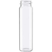 9 Dram Clear Borosilicate Glass Capsule Vials, 24mm 24-400