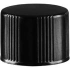 8mm 8-425 Black Phenolic Cap w/Tri-Foil® WP F217 Liner