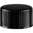 13mm 13-425 Black Phenolic Cap w/Tri-Foil® WP F217 Liner
