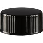 20mm 20-400 Black Phenolic Cap w/Tri-Foil® WP F217 Liner