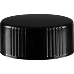 22mm 22-400 Black Phenolic Cap w/Tri-Foil® WP F217 Liner