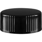 24mm 24-400 Black Phenolic Cap w/Tri-Foil® WP F217 Liner
