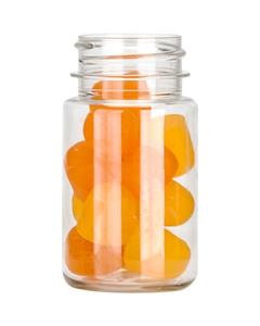2 oz. (60cc) Clear PET Plastic Packer Bottle, 33mm 33-4002 oz. (60cc) Clear PET Plastic Packer Bottle, 33mm 33-400