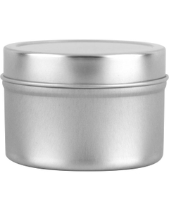 4 oz. Deep Seamless Slip Cover Can and Lid