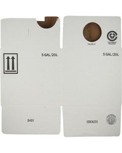 5 Gallon Cubitainer® Carton