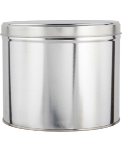 5 lb. (75 oz.) Deep Slip Cover Can and Lid