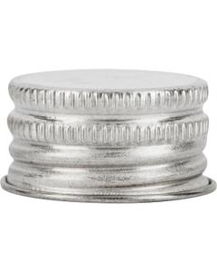 """1-1/8"""" Beta Metal Cap with Pulp & Silite Liner"""