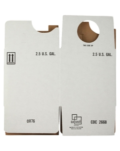 2.5 Gallon (10 Liter) Cubitainer Carton