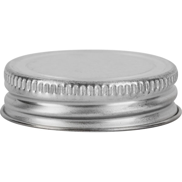 Continuous Thread Metal Caps