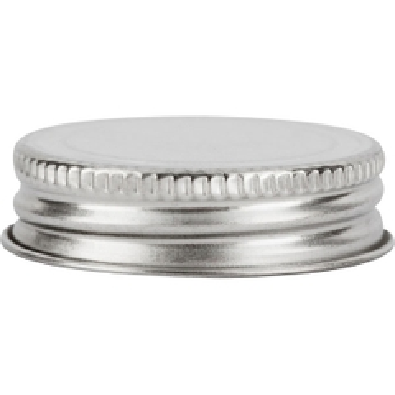 "1-3/4"" Delta Metal Cap with Silite Liner"