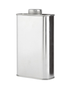 """1 Pint (16 oz.) F-Style Can with 1-1/4"""" Alpha Opening"""