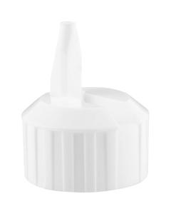 28mm 28-400 White Turret Cap