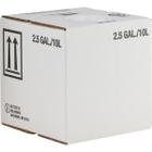 2.5 Gallon Assembled Cubitainer®, 38mm 38-400