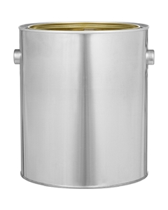 1 Gallon Metal Paint Can w/Ears