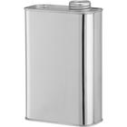 """1 Quart (32 oz.) F-Style Can with 1-1/4"""" Alpha Opening, 7.323"""" H"""