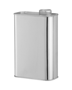 """1 Quart F-Style Can with 1-1/4"""" Alpha Opening"""