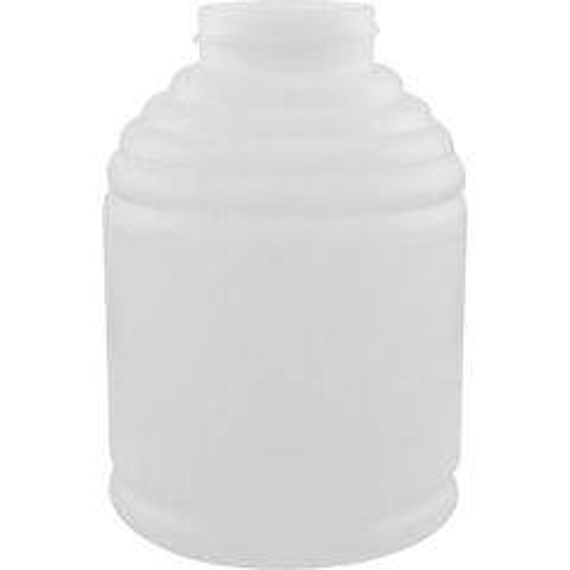 10 oz. (1 lb.) Natural HDPE Plastic Skep Honey Bottle, 38mm 38-400