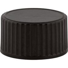 20mm Black Phenolic Poly Cone Insert Cap