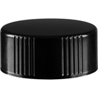 22mm 22-400 Black Phenolic Cap w/Poly Cone Insert (Taperseal)
