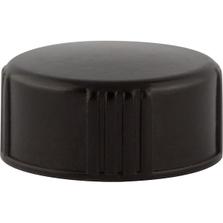 24mm Black Phenolic Poly Cone Insert Cap