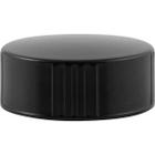 28mm Black Phenolic Poly Cone Insert Cap
