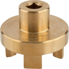 """Spark Resistant Socket for 2"""" Round and Hex-Head Plugs"""