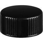 20mm 20-400 Black Phenolic Cap w/Poly Cone Insert (Taperseal)