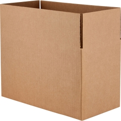 "13-1/2""x6-3/4""x7-5/8"" Corrugated Box"