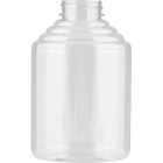 21 oz. (2 lb.) PET Plastic Skep Honey Bottle, 38mm 38-400