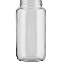 "32 oz. Glass Economy ""Spaghetti Style"" Jar, 70mm 70-405"
