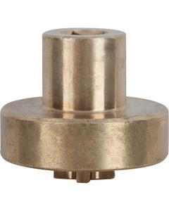 "3/8"" Drive Sparkless Drum Socket for Rieke® 3/4"" Hex Head Plugs"